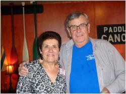 Darlene Eicholz and Tom Browne
