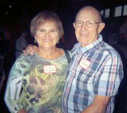 Our President and First Lady, Donna Williams (Klinefelter) and Jerry Klinefelter