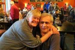 Nancy Paulson, Tom Calvano